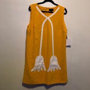 BNWT Victoria Beckham for Target Marigold Dress